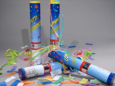 Confetti Cannon - Disposable