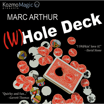 The-WHole-Deck-by-Marc-Arthur-and-Kozmomagic