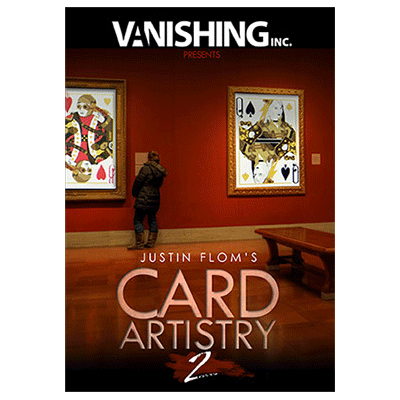 Card Artistry 2 by Vanishing -  Inc