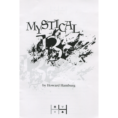 Mystical 13 by Howard Hamburg
