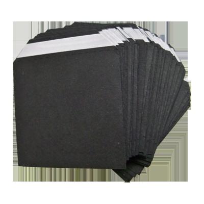 Nest of Wallets refill Envelopes 50 units (Black no Window) - Trick