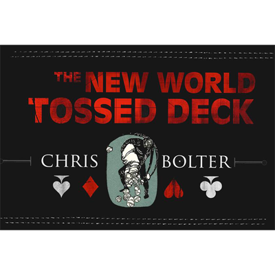 New World Tossed Deck by Christopher Bolter