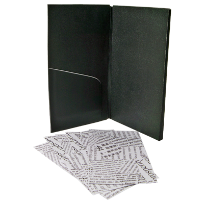 Reverse Wallet by Dominique Duvivier