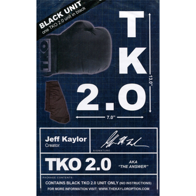 TKO 2.0 GIMMICK ONLY by Jeff Kaylor