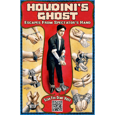 Houdini`s Ghost by Mark Steensland