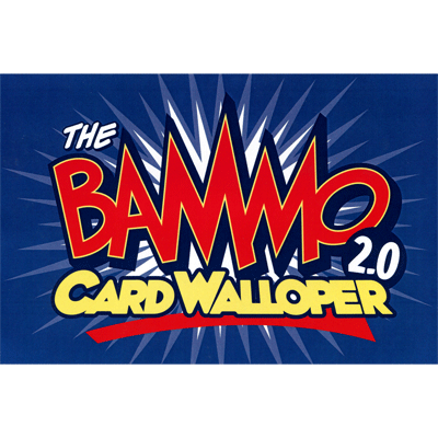 Bammo Card Walloper 2.0 by Bob Farmer