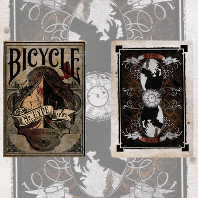 Mister Hyde Deck by US Playing Cards