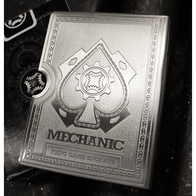 Card Guard (heavy) by Mechanic Industries*