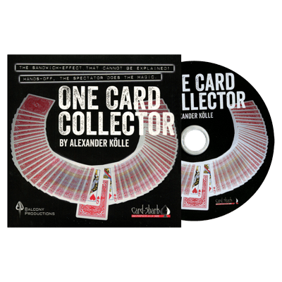 One Card Collector by Alexander Kolle and Card-Shark