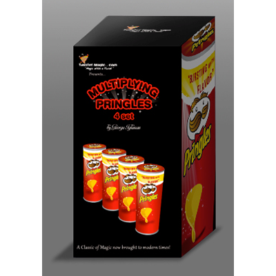 Multiplying Potato Chips Extra Set (4 can) by Twister Magic
