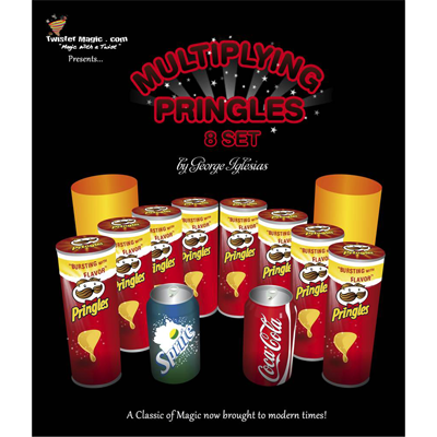 Multiplying Potato Chips Set by Twister Magic