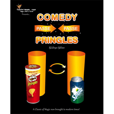 Comedy-PassePasse-Potato-Chips-by-Twister-Magic