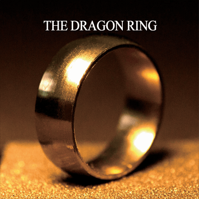 Dragon Ring by Pangu 21mm