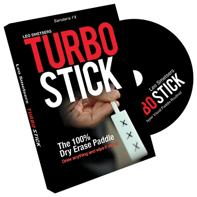 Turbo Stick by Richard Sanders