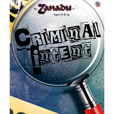 Criminal Intent by Zanadu Magic
