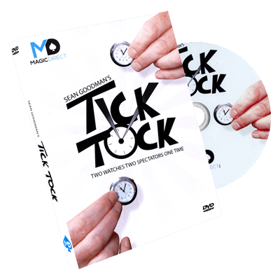 Tick Tock by Sean Goodman