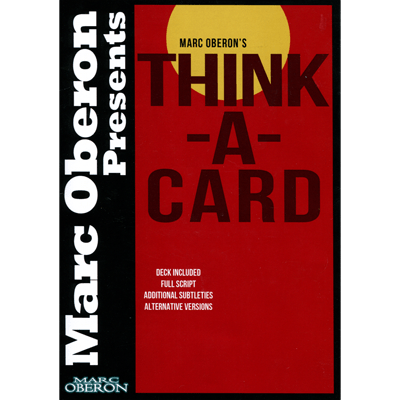 Thinka-Card by Marc Oberon*