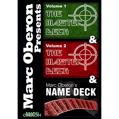 Master Deck by Marc Oberon