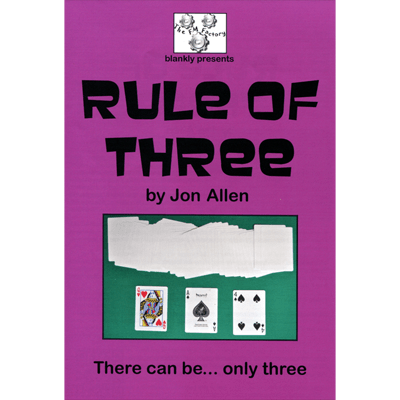 Rule-of-Three-by-Jon-Allen