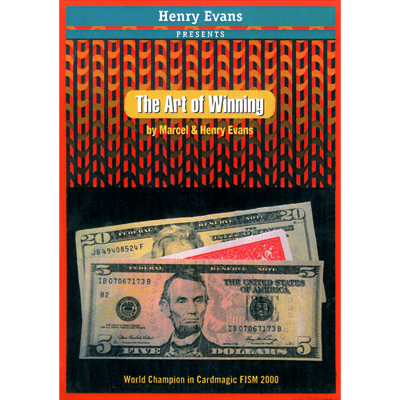 The Art of Winning (US Dollar) by Henry Evans and Marcel