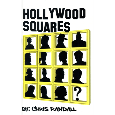 Hollywood Squares by Chris Randall