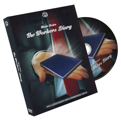 The Workers Diary by Mark Elsdon
