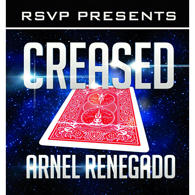 Creased by Arnel Renegado and RSVP Magic