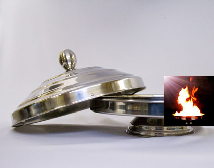 Auto-Flame-Dove-Pan