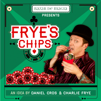 Frye`s Chips by Charlie Frye