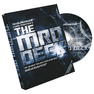 The MRD Deck by Big Blind Media