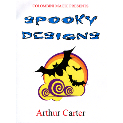 Spooky Design by Wild-Colombini Magic