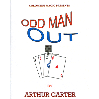 Odd Man Out by Wild-Colombini Magic
