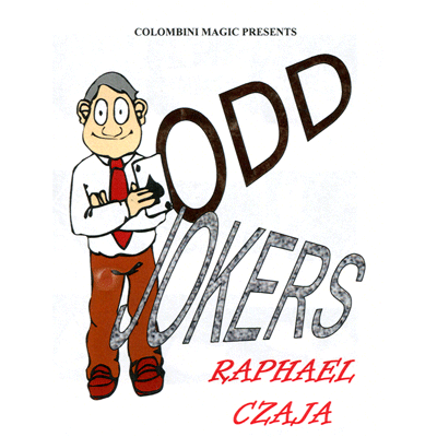 Odd Jokers by Wild-Colombini Magic