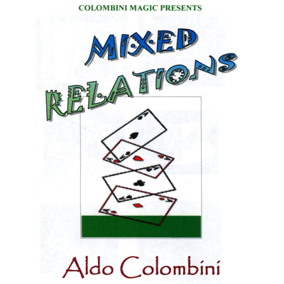 Mixed Relations by Wild-Colombini Magic