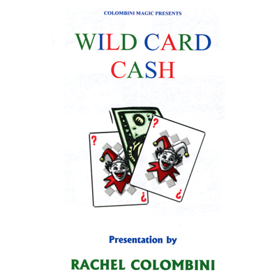 Jumbo Wild Card Cash by Wild-Colombini Magic
