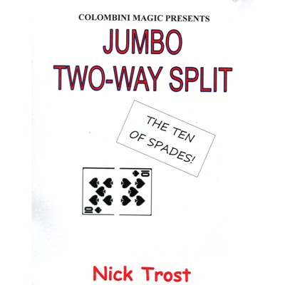 Jumbo-TwoWay-Split-by-WildColombini-Magic