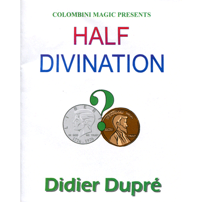 Half Divination by Wild-Colombini Magic