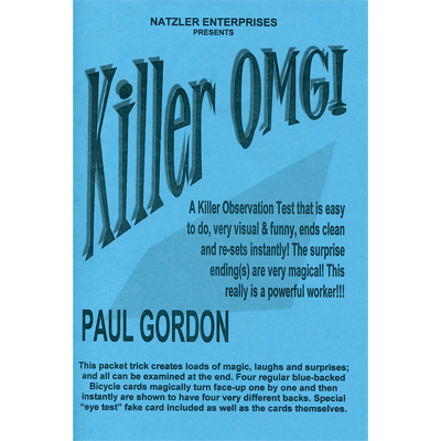 Killer OMG by Paul Gordon