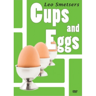 Cups and Eggs by Leo Smetsers*