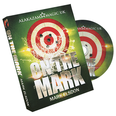 On the Mark with DVD by Mark Elsdon