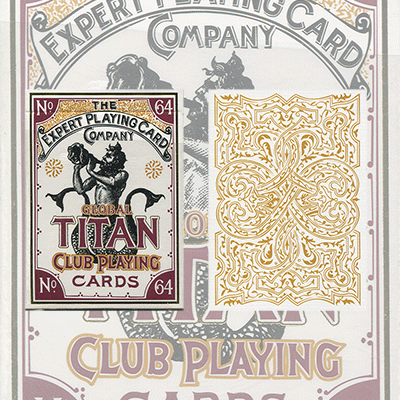 Global Titans from The Expert Playing Card Co