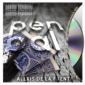 Pen Pal By Alexis de la Fuente and JB Magic