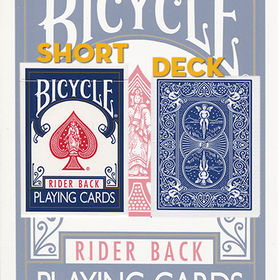 Short Bicycle Deck
