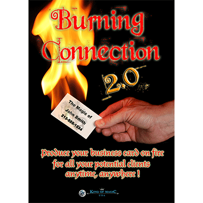 Burning Connection 2.0 by Andy Amyx