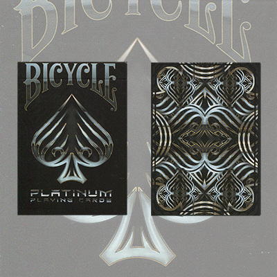 Bicycle Platinum Deck by US Playing Card Co