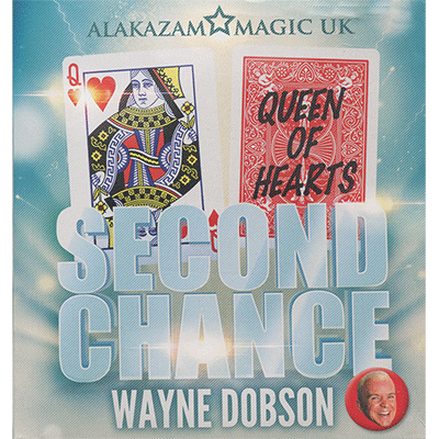 Second Chance by Wayne Dobson*