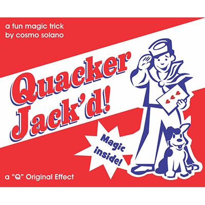 Quacker Jacked  by Cosmo Solano*