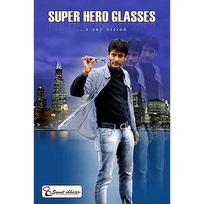 Super Hero Glasses by Sumit Chhajer