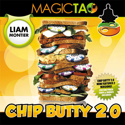 Chip Butty 2.0 by Liam Montier - Blue