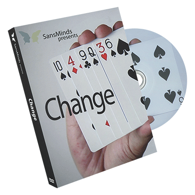 Change by SansMinds